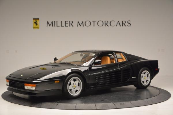 Used 1989 Ferrari Testarossa for sale Sold at Pagani of Greenwich in Greenwich CT 06830 2
