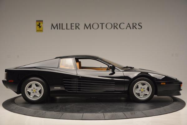 Used 1989 Ferrari Testarossa for sale Sold at Pagani of Greenwich in Greenwich CT 06830 9