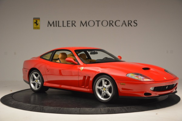 Used 2000 Ferrari 550 Maranello for sale Sold at Pagani of Greenwich in Greenwich CT 06830 10