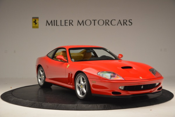 Used 2000 Ferrari 550 Maranello for sale Sold at Pagani of Greenwich in Greenwich CT 06830 11