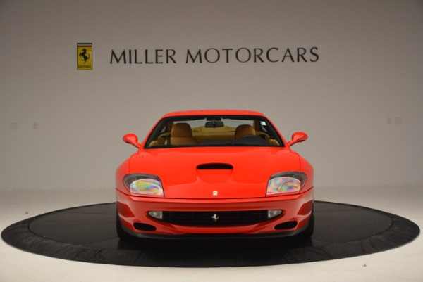 Used 2000 Ferrari 550 Maranello for sale Sold at Pagani of Greenwich in Greenwich CT 06830 12
