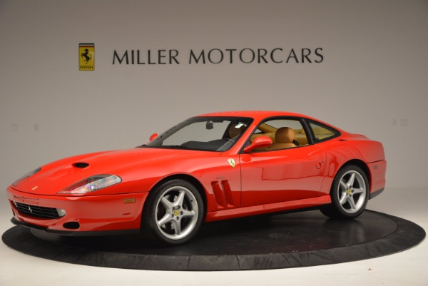 Used 2000 Ferrari 550 Maranello for sale Sold at Pagani of Greenwich in Greenwich CT 06830 2