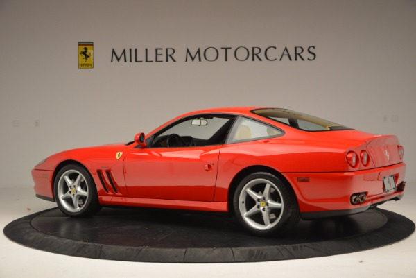 Used 2000 Ferrari 550 Maranello for sale Sold at Pagani of Greenwich in Greenwich CT 06830 4