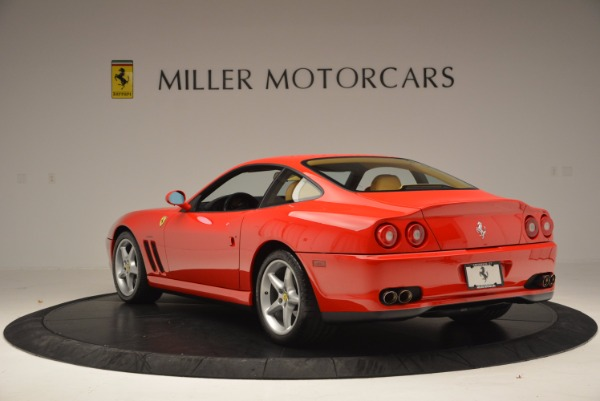 Used 2000 Ferrari 550 Maranello for sale Sold at Pagani of Greenwich in Greenwich CT 06830 5