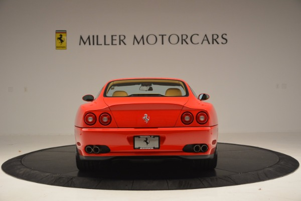 Used 2000 Ferrari 550 Maranello for sale Sold at Pagani of Greenwich in Greenwich CT 06830 6