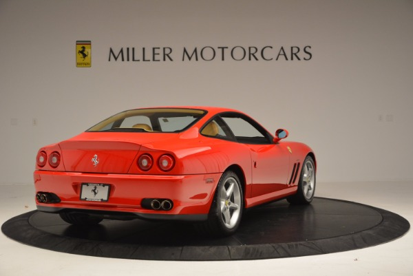 Used 2000 Ferrari 550 Maranello for sale Sold at Pagani of Greenwich in Greenwich CT 06830 7