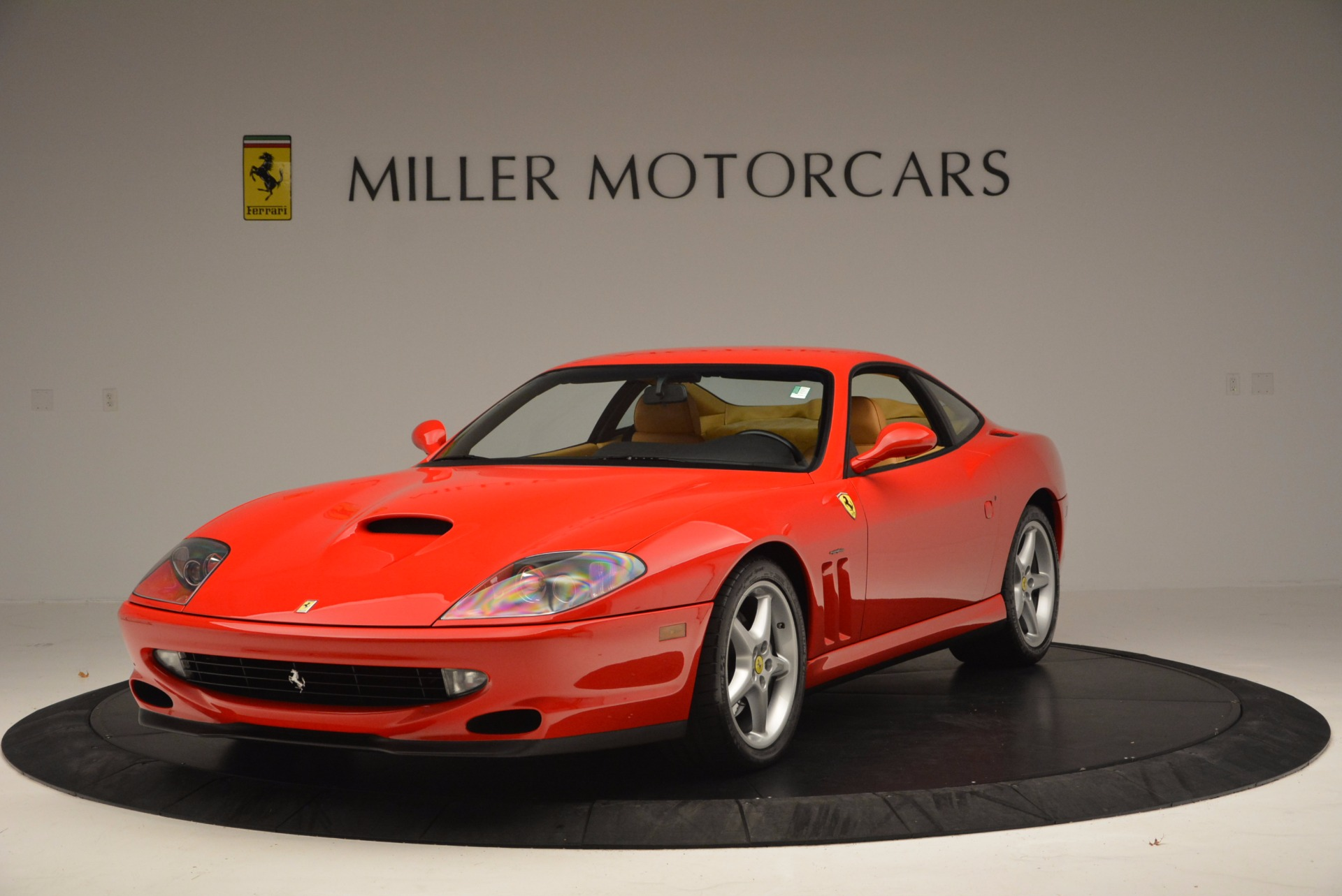 Used 2000 Ferrari 550 Maranello for sale Sold at Pagani of Greenwich in Greenwich CT 06830 1