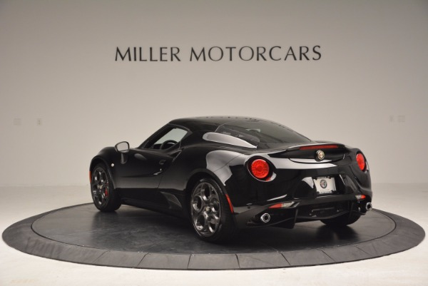 New 2016 Alfa Romeo 4C for sale Sold at Pagani of Greenwich in Greenwich CT 06830 5
