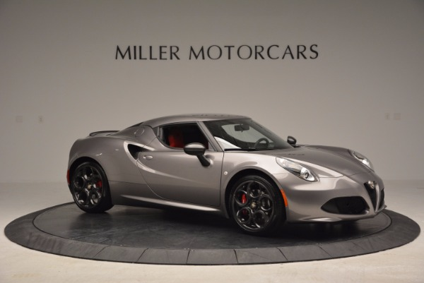 New 2016 Alfa Romeo 4C for sale Sold at Pagani of Greenwich in Greenwich CT 06830 10