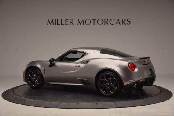 New 2016 Alfa Romeo 4C for sale Sold at Pagani of Greenwich in Greenwich CT 06830 4