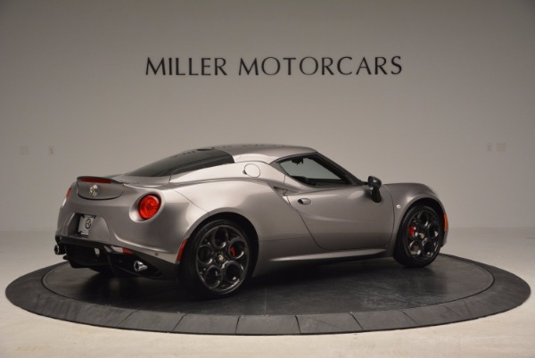 New 2016 Alfa Romeo 4C for sale Sold at Pagani of Greenwich in Greenwich CT 06830 8