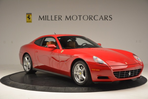 Used 2005 Ferrari 612 Scaglietti for sale Sold at Pagani of Greenwich in Greenwich CT 06830 11