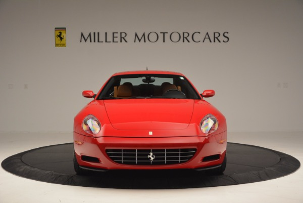 Used 2005 Ferrari 612 Scaglietti for sale Sold at Pagani of Greenwich in Greenwich CT 06830 12