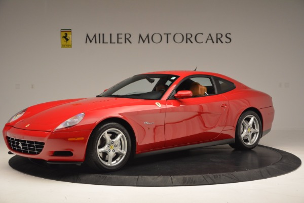 Used 2005 Ferrari 612 Scaglietti for sale Sold at Pagani of Greenwich in Greenwich CT 06830 2