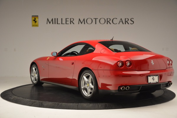 Used 2005 Ferrari 612 Scaglietti for sale Sold at Pagani of Greenwich in Greenwich CT 06830 5