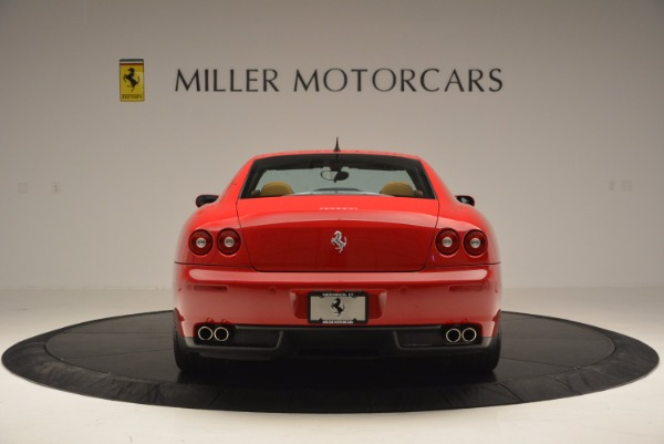 Used 2005 Ferrari 612 Scaglietti for sale Sold at Pagani of Greenwich in Greenwich CT 06830 6