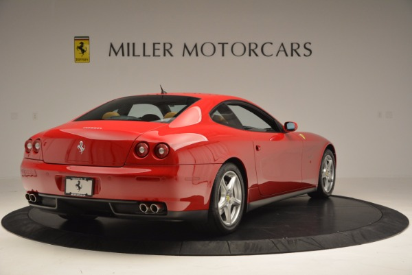 Used 2005 Ferrari 612 Scaglietti for sale Sold at Pagani of Greenwich in Greenwich CT 06830 7