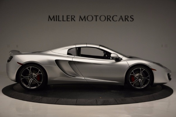 Used 2014 McLaren MP4-12C Spider for sale Sold at Pagani of Greenwich in Greenwich CT 06830 20