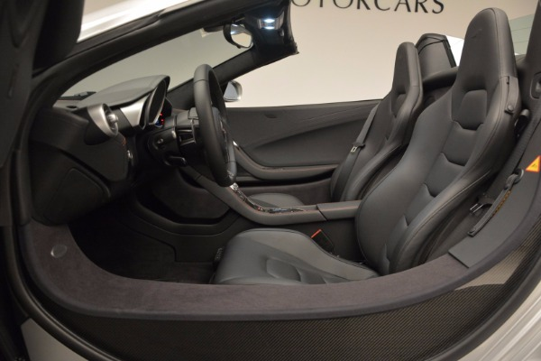 Used 2014 McLaren MP4-12C Spider for sale Sold at Pagani of Greenwich in Greenwich CT 06830 23