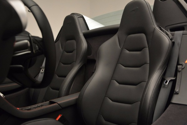 Used 2014 McLaren MP4-12C Spider for sale Sold at Pagani of Greenwich in Greenwich CT 06830 24
