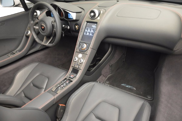 Used 2014 McLaren MP4-12C Spider for sale Sold at Pagani of Greenwich in Greenwich CT 06830 26