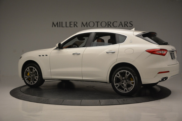 New 2017 Maserati Levante S for sale Sold at Pagani of Greenwich in Greenwich CT 06830 4