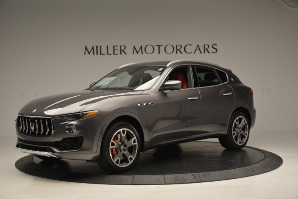 Used 2017 Maserati Levante Ex Service Loaner for sale Sold at Pagani of Greenwich in Greenwich CT 06830 2