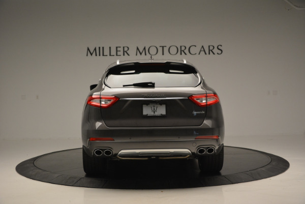 Used 2017 Maserati Levante Ex Service Loaner for sale Sold at Pagani of Greenwich in Greenwich CT 06830 6