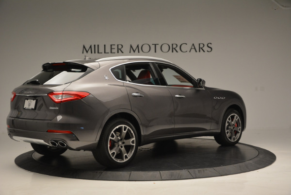 Used 2017 Maserati Levante Ex Service Loaner for sale Sold at Pagani of Greenwich in Greenwich CT 06830 8