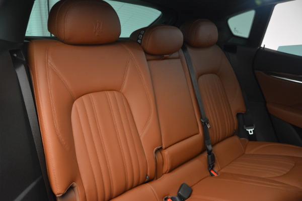New 2017 Maserati Levante for sale Sold at Pagani of Greenwich in Greenwich CT 06830 26