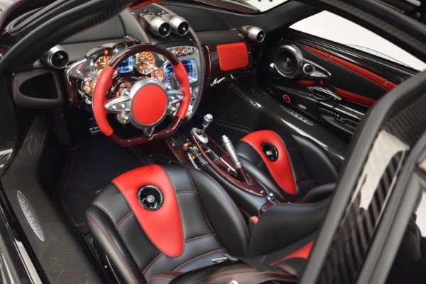 Used 2014 Pagani Huyara for sale Sold at Pagani of Greenwich in Greenwich CT 06830 10