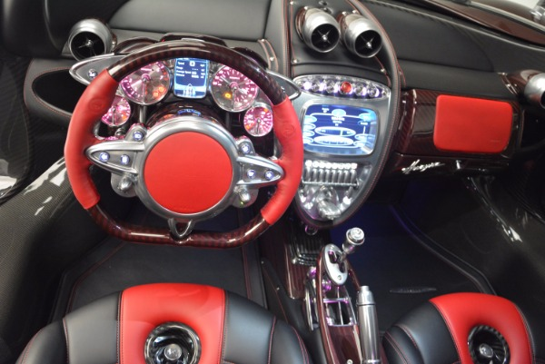 Used 2014 Pagani Huyara for sale Sold at Pagani of Greenwich in Greenwich CT 06830 12