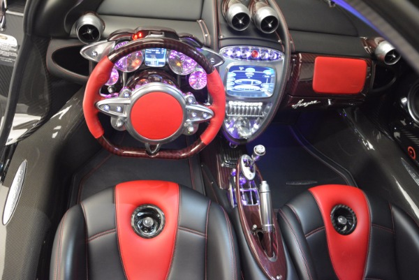 Used 2014 Pagani Huyara for sale Sold at Pagani of Greenwich in Greenwich CT 06830 13