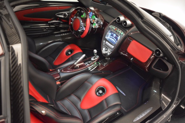 Used 2014 Pagani Huyara for sale Sold at Pagani of Greenwich in Greenwich CT 06830 14