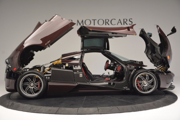 Used 2014 Pagani Huyara for sale Sold at Pagani of Greenwich in Greenwich CT 06830 17