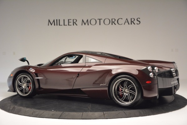 Used 2014 Pagani Huyara for sale Sold at Pagani of Greenwich in Greenwich CT 06830 3