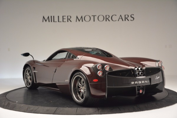 Used 2014 Pagani Huyara for sale Sold at Pagani of Greenwich in Greenwich CT 06830 4