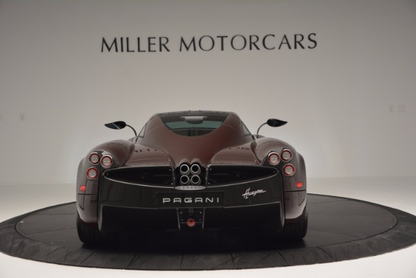 Used 2014 Pagani Huyara for sale Sold at Pagani of Greenwich in Greenwich CT 06830 5
