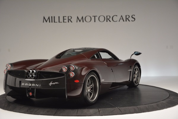 Used 2014 Pagani Huyara for sale Sold at Pagani of Greenwich in Greenwich CT 06830 6