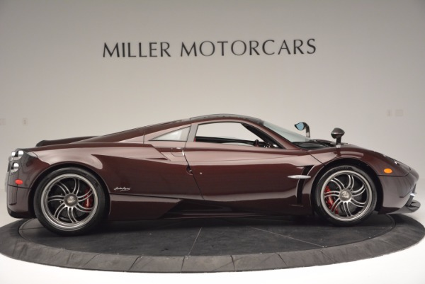 Used 2014 Pagani Huyara for sale Sold at Pagani of Greenwich in Greenwich CT 06830 8