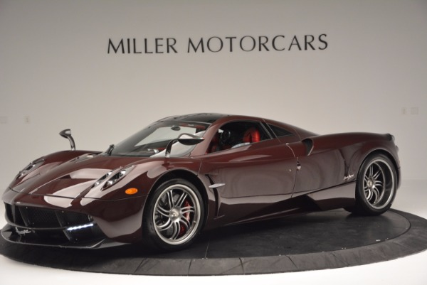 Used 2014 Pagani Huyara for sale Sold at Pagani of Greenwich in Greenwich CT 06830 1