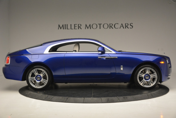 Used 2016 Rolls-Royce Wraith for sale Sold at Pagani of Greenwich in Greenwich CT 06830 10