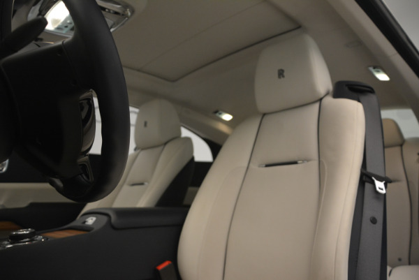 Used 2016 Rolls-Royce Wraith for sale Sold at Pagani of Greenwich in Greenwich CT 06830 19