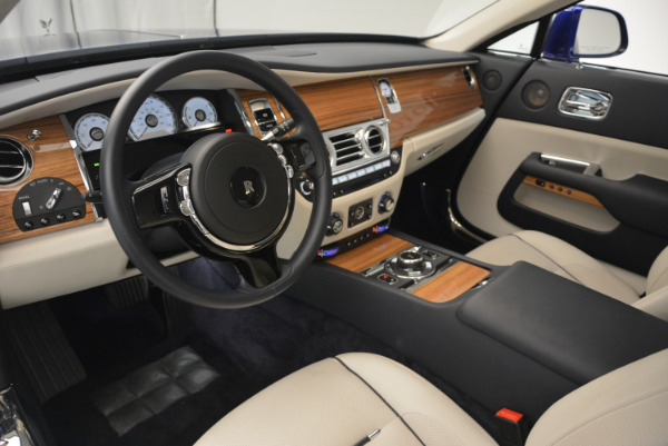 Used 2016 Rolls-Royce Wraith for sale Sold at Pagani of Greenwich in Greenwich CT 06830 20