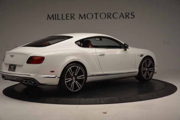 New 2017 Bentley Continental GT V8 S for sale Sold at Pagani of Greenwich in Greenwich CT 06830 8