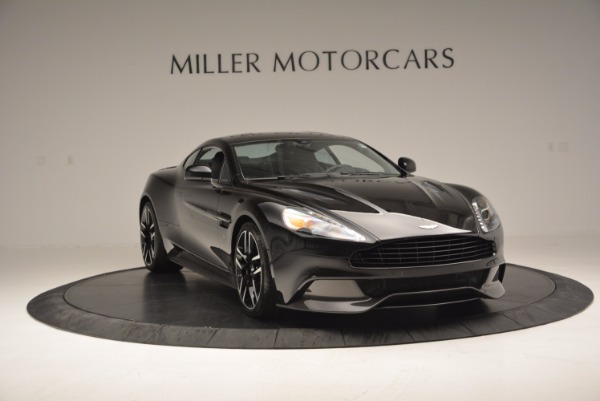 Used 2017 Aston Martin Vanquish Coupe for sale Sold at Pagani of Greenwich in Greenwich CT 06830 11