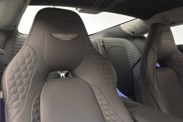Used 2017 Aston Martin Vanquish Coupe for sale Sold at Pagani of Greenwich in Greenwich CT 06830 19