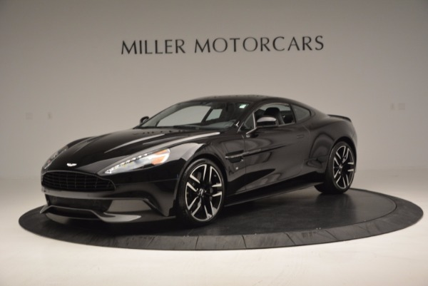 Used 2017 Aston Martin Vanquish Coupe for sale Sold at Pagani of Greenwich in Greenwich CT 06830 2