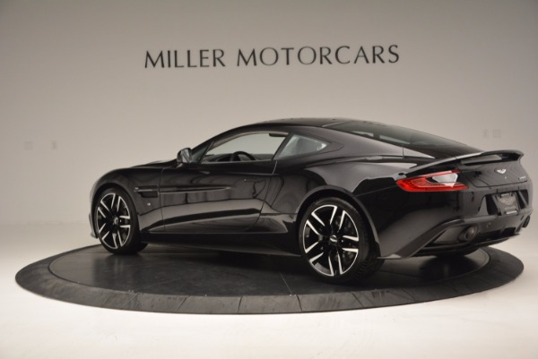 Used 2017 Aston Martin Vanquish Coupe for sale Sold at Pagani of Greenwich in Greenwich CT 06830 4