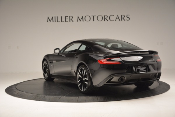 Used 2017 Aston Martin Vanquish Coupe for sale Sold at Pagani of Greenwich in Greenwich CT 06830 5